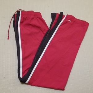 Nike womans track pants